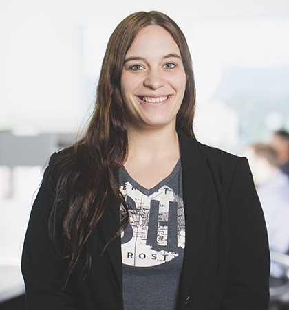 Andréanne Trudel, Technicienne en architecture