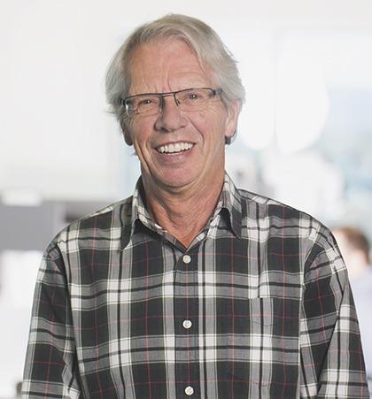 Robert Tanguay, Technicien en architecture